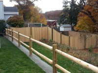 Wood Fence Installers in Lynn, MA