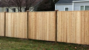 How To Choose Between Wood Or Vinyl Fencing Malone Fence