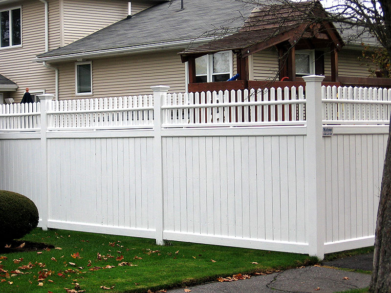 Custom Wood Fences | Arbors and Pergolas | Fence Toppers | Gates ...